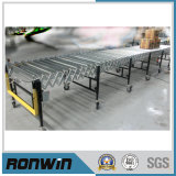 Speed Adjustable Flexible Expandable Motorized Roller Conveyor