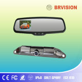 3.5 Inch Reversing System/High Resolution Monitor/License Plate