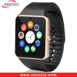 Original Gt08 Fitness Android 2g Phone Bluetooth Smartwatch with Nfc/Camera/Pedometer
