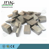 Jdk Diamond Segment for Granite and Sandstone Bolck Cutting