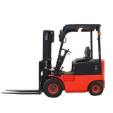 Counterbalance Truck Container Warehouse Diesel Forklift Truck