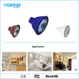 4W Gu5.3 MR16 Waterproof LED Spot Light with Ce RoHS FCC Certificates