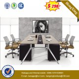 Assemble Fashion Workstation Partition Computer Discouted Price Call Center Office Furniture (HX-8NR0518)