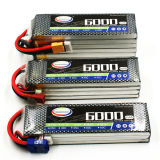 Wholesale 6s Lipo Battery 22.2V 6000mAh 40c 60c for RC Helicopter Airplane/Uav