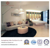 Hotel Furniture Set for Living Room with Curved Sofa (YB-S-25)