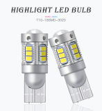 Wholesale Cheap T10 W5w 18SMD 3020 LED Auto Light Bulbs Motorcycle Car Bulb