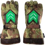 Luminous Gloves for Traffic Guidance with Winter (Emitting Light)