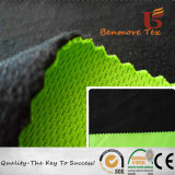 Waffle Fabric Bonded with Polar Fleece for Softshell