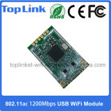 2.4G/5.8g Dual Band 802.11AC 2T2R 1200Mbps Wireless WiFi Network Module Support WiFi Direct