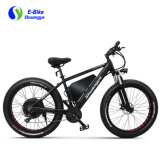 26′′ 60V 1000W/1500W/2000W Lithium Battery Fat Electric Motorcycle