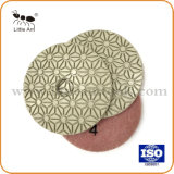 Factory Direct Sell Granite Diamond Wet 3 Step Polishing Pad