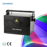 30kkps High Scan System DMX Ilda 6W RGB DJ Laser Disco Light Price