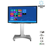42~84 Inches Educational Equipment LCD Touchscreen Touch Screen Interactive Whiteboard