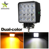 Wholesale Super Bright Car Light 4.3 Inch 48W Square Offroad CREE Auto LED Work Light for Truck