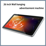 26 Inch Wall Hanging Advertisement Machine Advertisement Player LED Advertising Display