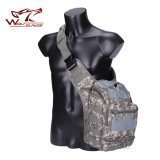 Tactical Gear Nylon Shoulder Bag Military Bag Haversack Black