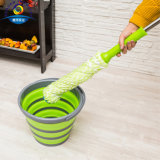 Silicone Folding Mop Bucket Plastic Material