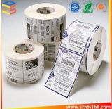 Custom Self Sticker Label Adhesive Label Roll Sticker Printing for Packaging Box