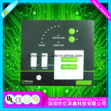 TV Remote Control Membrane Switch Matte Panel Cover