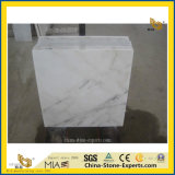Building Material Cheap White Marble Tile for Flooring/Wall/Interior Decoration