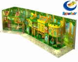Beautiful Electric Soft Children Indoor Playground with Metal Sponge Wood PVC