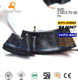 Butyl Tube Motorcycle Inner Tube for Motorbike Genuine Parts 2.75-18