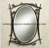 6mm Morden Design Frosted Glass Mirror for Decorative