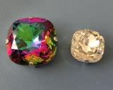 Square Crystal Diamond Using Rings