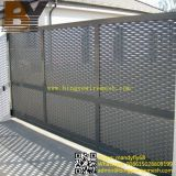PVC Coated Expanded Metal Mesh of Door Mesh