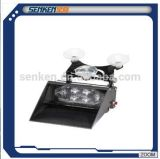 Senken Vehicle Interior Police LED Visor Light Dash Warning Light