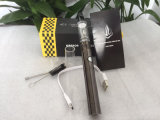 New Vaporizer 1600mAh Cannon Dry Herb Vaporizer with Glass Drip Tip