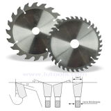 T. C. T Saw Blades for Cutting Normal & Standard Wood Series (BS-001)