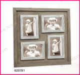 Wooden Photo Frame New Models in 4 Opening