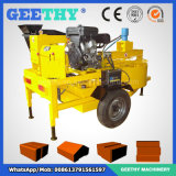 M7mi Manual Clay Cement Brick Making Machine