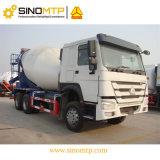 Sinotruk HOWO 10Wheelers 6X4 Concrete Transit Mixer with Volume 8-12cum