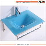 Wash Basin Glass Bowl/Hanging Cabinet Glass/Glass Washing Basin Th80226
