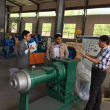 Xj120 Pin Barrel Type Cold Feed Rubber Extruder for Rubber Production Line