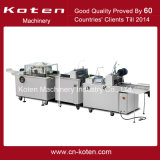 Automatic Paper Stitching and Folding Machine with Three Knife Trimmer (PSFM-35F)