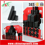 Higher Quality 58 PCS Deluexe Steel Clamping Kits
