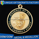 Factory Direct Sale Gold Award Medal, Custom Metal Sport Medal