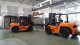 Forklift Skewer Equipment for Loading and Unloading Glass From Containers