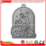 3D Ornament Gifts Religious Zinc Alloy