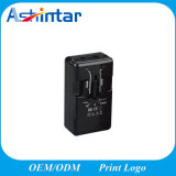Universal Travel Adapter UK, Europe, Australia, Us Plugs Mini USB Wall Charger