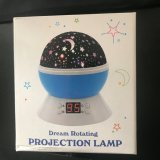 Dream Rotating Projection Night Lamp