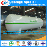 Newest Horizontal Propane Gas Tank Liquefied Gas Storage Tank Cooking Gas Tanker Horizontal LPG Tanker Bulk LPG Storage Tanks Cooking Gas Tank for Sale