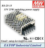 Mean Well RS-25-15 15V 25W AC DC Meanwell Power Supply