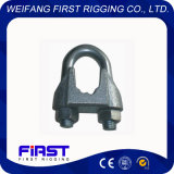 U. S. Type Drop Forged Malleable Steel Wire Rope Clip