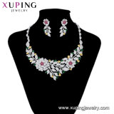 Artificial Luxury African Style Crystal Wedding Fashion Jewelry in Wholesale Price