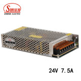 Smun S-180-24 180W 24VDC 7.5A Switching Power Supply for TV