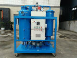 Turbine oil filtration machine